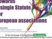Agir pour création d'un statut associations européennes Sandrine Bélier