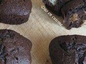Mini-cakes chocolat-banane
