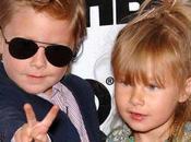 Enfants stars: sont mieux habillés