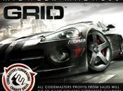 Race Driver: GRID offre jours charité vapeur