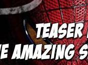 [news] teaser amazing spider-man