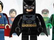collection Comics chez Lego