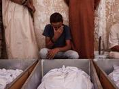 Benghazi, Libye brûle-t-il