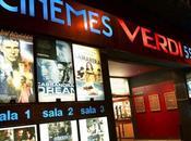 Cinéma d'été dans Verdi Barcelone
