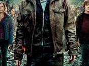 Harry Potter Reliques Mort Partie David Yates avec Daniel Radcliffe Emma Watson