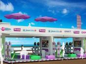 Mobile Game Contest tournée plages jeux vidéo #M6mobileGC