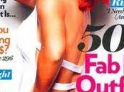 Rihanna dans Glamour