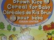 Alerte alimentaire Allergènes déclarés dans céréales pour bébé Canada