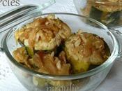 Courgettes autres légumes farcies recette pratique pour semaine ticha beav