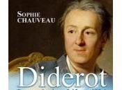 Diderot, génie débraillé, Tome années bohème Sophie Chauveau