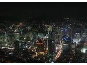 Corée Séoul NamSan
