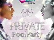 Privat pool party@patio joia