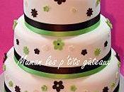 Wedding cake pour mariage surprise!!!!