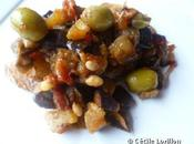 Caponata fruits secs