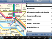 Metro Paris Subway application simple pour vous déplacer dans notre capitale!