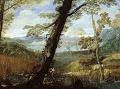 paysages romains musée Prado