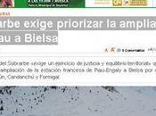 projet station Piau-Engaly/Bielsa priorité pour Sobrarbe