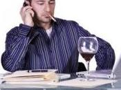 SURMENAGE ALCOOL: Plus heures labeur multiplient risque d'alcoolisme Addictions- Université d'Otago