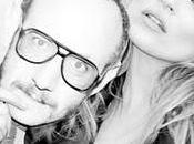 Kate Moss s'amuse avec Terry Richardson pour Mango