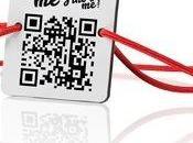 Flash Find bracelets codes barres disent tout vous (magique
