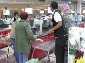 Fini caissières chez Auchan Russie