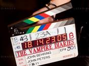 Petite visite tournage série Vampire Diaries
