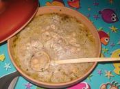 Soupe vermicelles (sauce blanche)