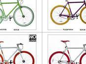 Logo Bicycles vélo minimaliste fait fureur Londres