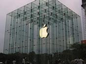 Apple titré l'entreprise plus chère monde pendant quelques heures