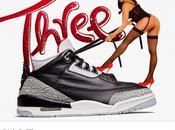 Basquettes Nike Jordan vues Playboy