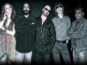 Mick Jagger, Joss Stone, Damian Marley, Dave Stewart A.R. Rahman sont Superheavy