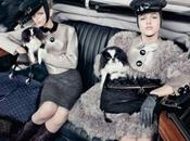 Campagne making collection Automne Hiver 2011-2012 Louis Vuitton