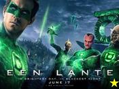 GREEN LANTERN Ryan Reynolds verre