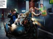 McDo fait craquer Tintin, Lara Croft Taxi