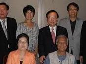 Muhammad Yunus Corée pour l'économie solidaire