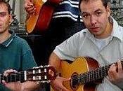 Guitario, trio tempo