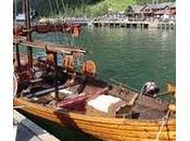 Norvège Visite Geirangerfjord Drakkar avec Heinz Viking