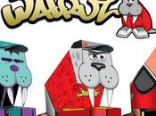 Collection Walruz papertoys
