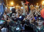 Numérote abattis, Mouammar Kadhafi