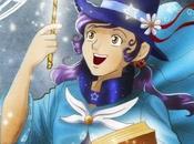 Illustration jeunesse Aperçu pour Pirouette Gazette spécial magie