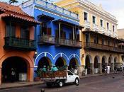 Tourisme Bogota frotte mains