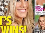 Scoop Jennifer Aniston enceinte jumeaux