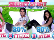 Ayem tête votes (Secret Story)