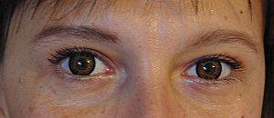 Twilight: yeux vampires