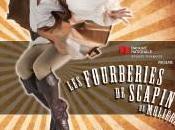 fourberies Scapin août septembre 2011- Salle Albert-Rousseau