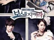 (K-Drama Pilote) Protect Boss rom-com dynamique avec caractère