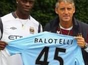 City Balotelli déjà parti