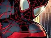 Ultimate Spider-Man change couleur peau
