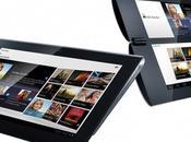 Prix disponibilité Sony Tablet