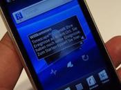 photos pour Sony Ericsson Xperia
